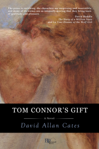 Book Cover for Tom Connors Gift written by David Allan Cates